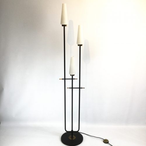 french 1950s vintage floor lamp (3)